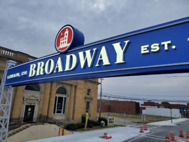 The Lorain Broadway