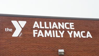 YMCA - Alliance-Non-illuminated Letters