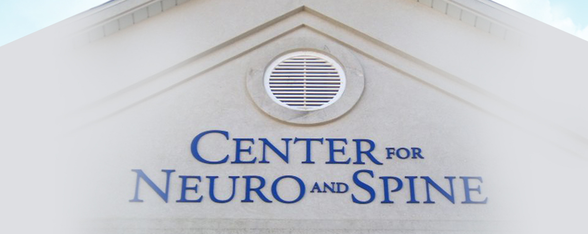 Center for Neuro and Spine - Akers Signs